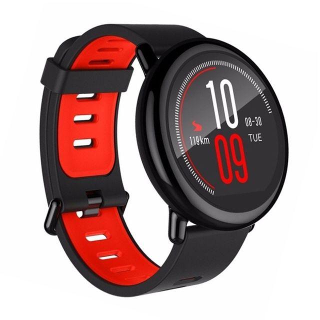 92b10ddcbd08e4 Wewoo - Montre connectée noir Bluetooth Smart Bracelet Sport, Ip67  imperméable à l eau