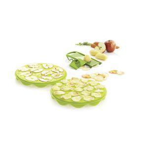 mastrad 2 cuits chips 1 mandoline blanc pas cher achat vente plat four rueducommerce. Black Bedroom Furniture Sets. Home Design Ideas