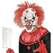Widmann S.R.L. - Masque Clown Tueur Avec Cheveux