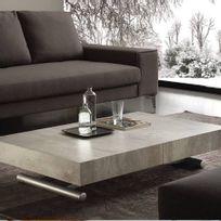 Table basse beton achat table basse beton pas cher rue - Table basse beton cire pas cher ...