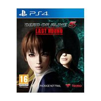 Koei - Dead or alive 5 : last round import europe