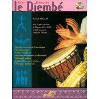 Musicom - Méthodes Et Pédagogie Kerslae P Bien Debuter Le Djembe + Cd - Percussions Percussion