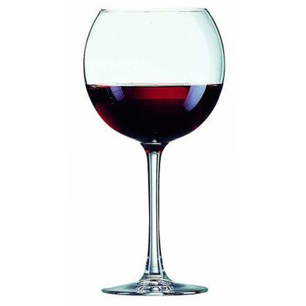 Chef sommelier verre vin ballon 47cl lot de 6 cabernet ballon pas cher achat vente - Verre a vin ballon ...