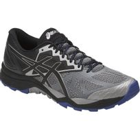 Asics - Gel Fuji Trabuco 6 Grise Chaussures de trail