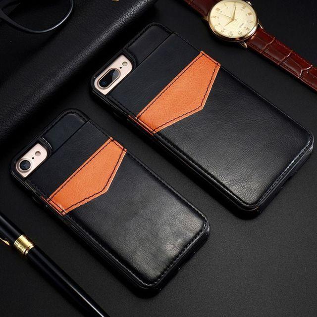 coque pu cuir iphone 6