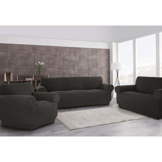 sweethome housse de canap 3 place housse de canap 2 place 1 housse fauteuil extensible. Black Bedroom Furniture Sets. Home Design Ideas