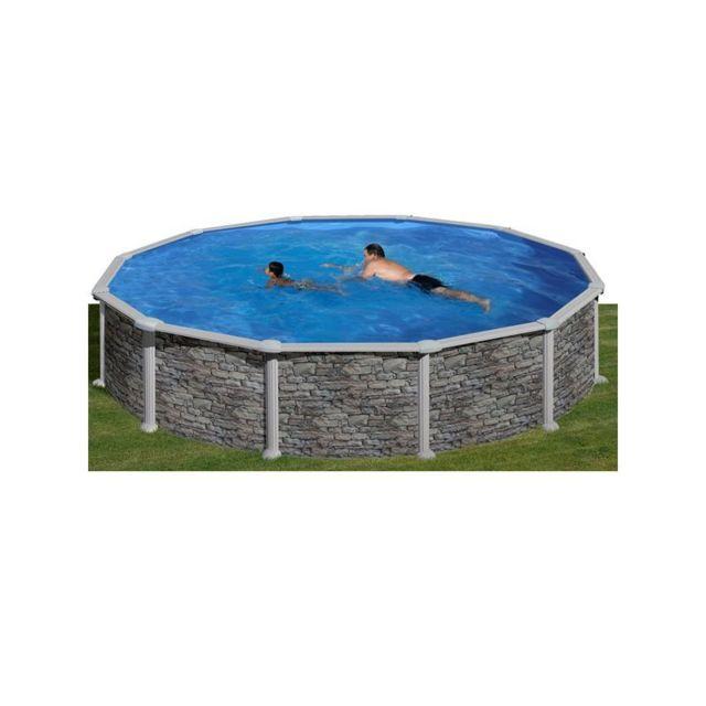 piscine hors sol ovale Saint-Michel-sur-Orge