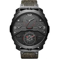 coupon de réduction style attrayant grande sélection Montre Machinus Big Homme Noir - Dz7358