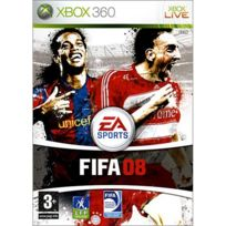 Xbox - Fifa 2008 Classic - 360
