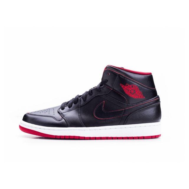 1 Noir 554724 Cher Basket 8 41 Pas Air Mid Jordan 028 Nike wOZulPiTkX