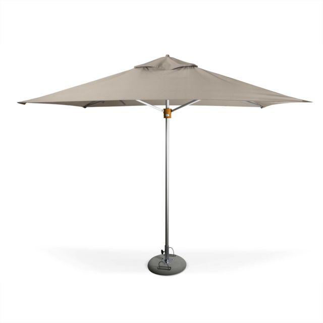 alice 39 s garden parasol 2x3m mariner beige chin toile. Black Bedroom Furniture Sets. Home Design Ideas