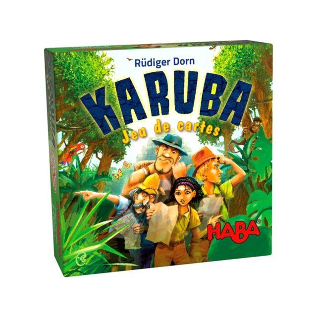 Haba Karuba - Jeu de cartes