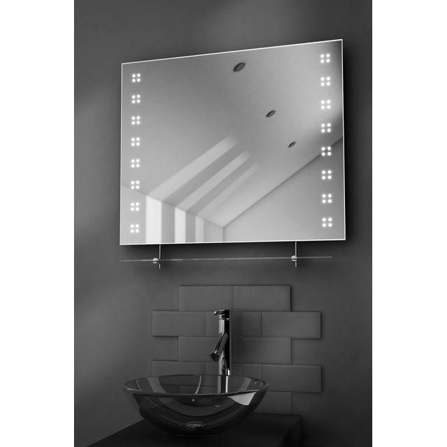 Diamond x collection miroir de salle de bain de rasage - Systeme audio salle de bain ...