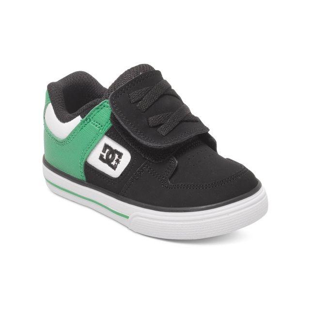 Dc - Pure V Chaussure Skate Bebe Shoes - pas cher Achat   Vente Baskets  enfant - RueDuCommerce e3120bf707fb