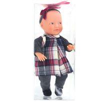 La Nina - Mini Poupée Anita : Robe écossaise