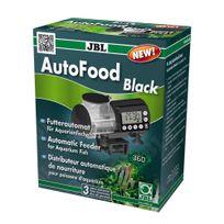 Jbl - Distributeur Automatique de Nourriture AutoFood pour Poisson d'Aquarium - Noir