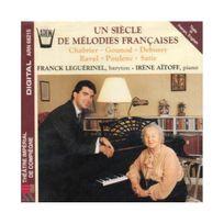 Arion - Un Siecle De Mélodies Françaises