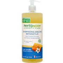 Phytonorm - Shampooing douche bio Réparateur éco 1 litre