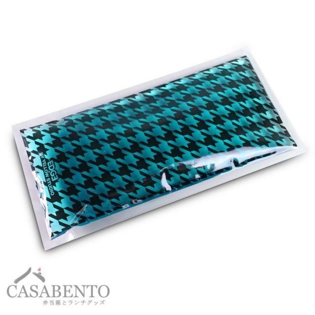 Casabento Grand Ice Pack Réutilisable - Edge Bleu