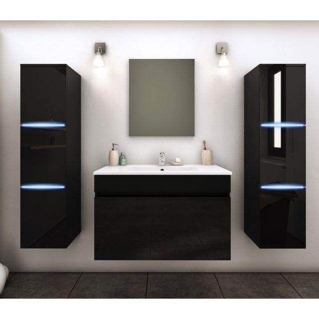 Ensemble salle de bain pas cher vsuve with ensemble salle for Ensemble meuble salle de bain double vasque pas cher