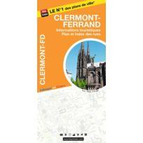 Blay Foldex - Plan Clermont-Ferrand