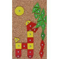 Vinco Educational - 10 fiches pour le jeu du marteau modele 72402