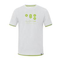 Abk - Tee-shirt Braille Tee V2 Heather Light Grey