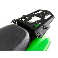 Swmotech - Support top case Sw-motech Rack Alu noir Kawasaki Zzr1400 06