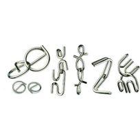 Djeco - Casse-tête en métal : Crazix