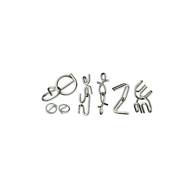 Djeco Casse-tête en métal : Crazix