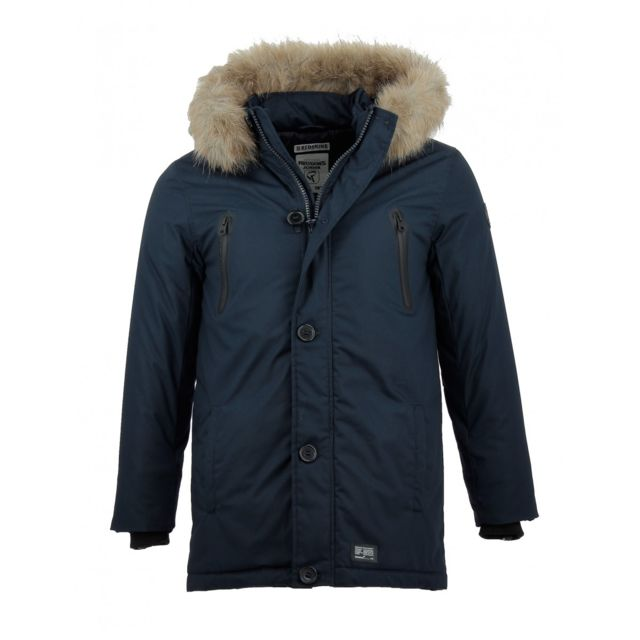 Redskins - Parka Red Junior - Ref. Red-bleu