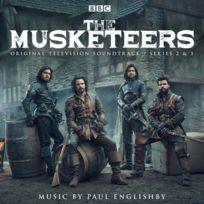 - Bande Originale De Film | Paul Englishby - The Musketeers – Original Tv Soundtrack Series 2 & 3 Boitier cristal