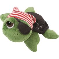 Suki Gifts - Doudou Tortue Pirate. Taille M