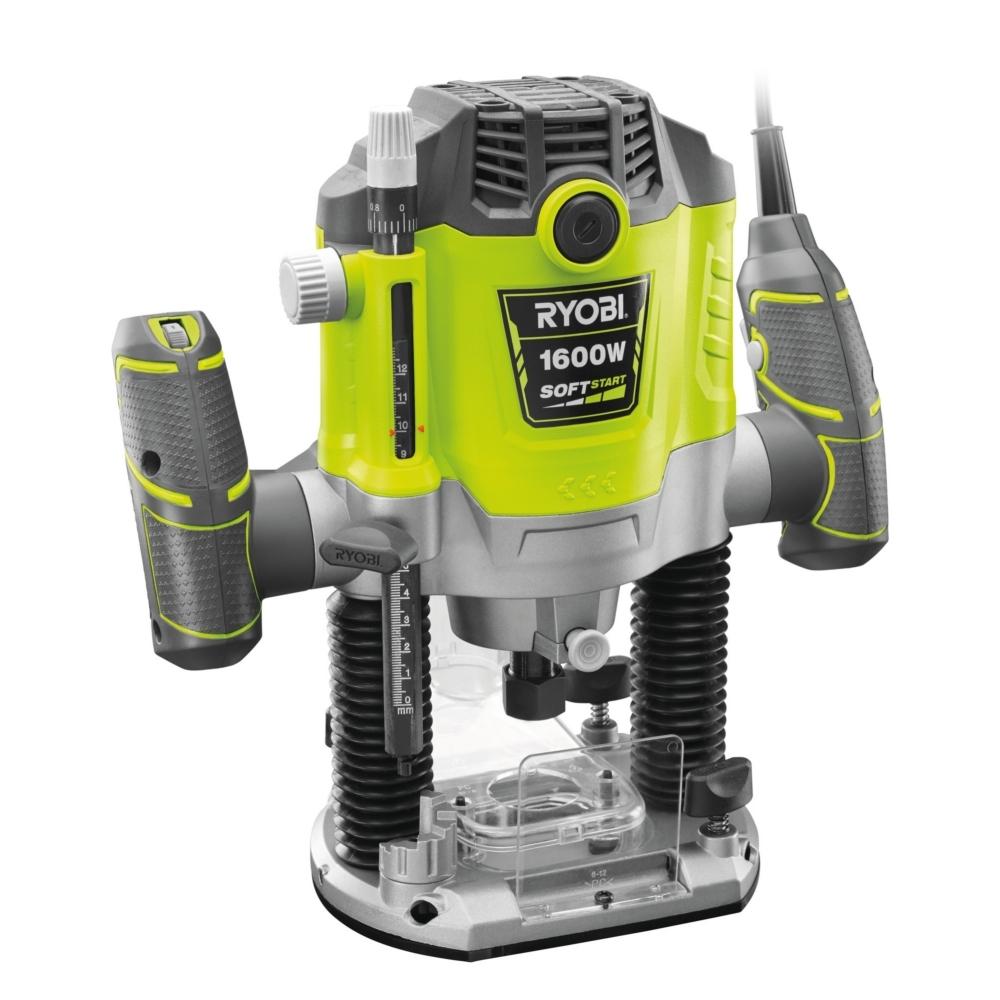 Defonceuse électrique Rrt1600P-K 1600 watts