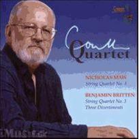Somm - Maw | Britten - String Quartet No. 3