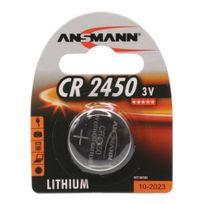 Ansmann - Pile bouton lithium Cr2450 3 V