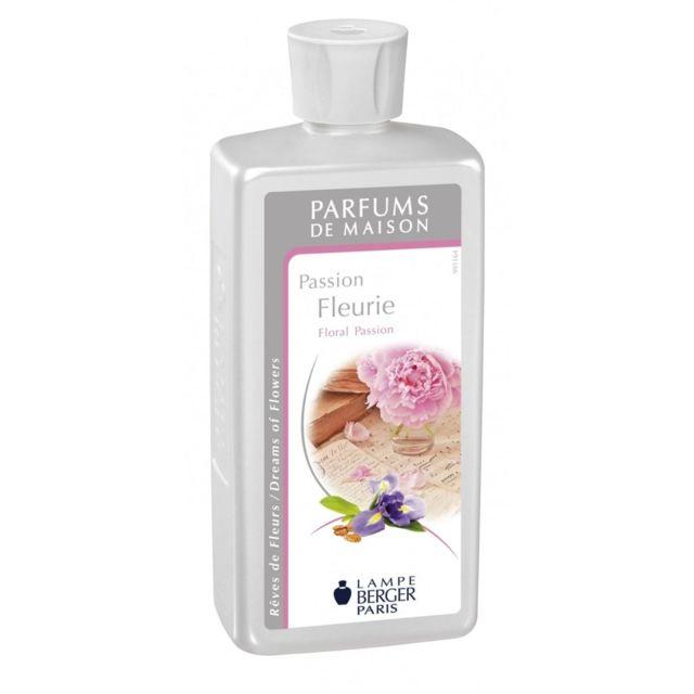 Lampe Berger Parfum maison passion fleurie