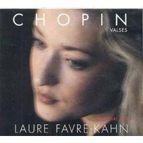 - Frédéric Chopin - Valses brillantes opus 34 nos. 1, 2 et 3, Grande Valse en la bémol majeur opus 42, Valses opus 64 nos. 1, 2 et 3, Valse opus 69 nos.1 et 2, Valses opus 70 nos. 1, 2 et 3, Grande Valse brillante opus 18 Boitier cristal