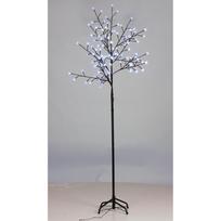 Rocambolesk - Superbe Arbre lumineux Led 210 cm bleu neuf