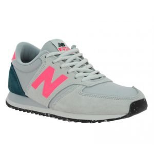 new balance 420 gris et rose