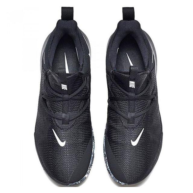 Nike Chaussure de Basketball Zoom shift 2 noir pour Homme