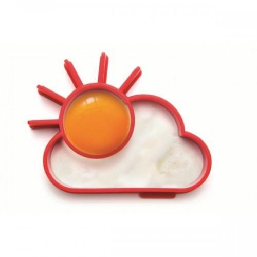 Moule à uf en forme de soleil