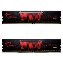 G.SKILL - Aegis Gaming Series 8 Go 2 x 4 Go DDR4 2400 Mhz Cas 15
