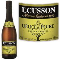 Ecusson - Cidre delices de Poire 75cl 2