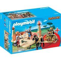 Playmobil - 6868 Starter Set Combat de Gladiateurs