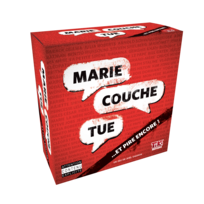Tiki Editions - Marie Couche Tue