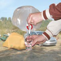 Adnauto - Bidon eau pliable 5L avec robinet