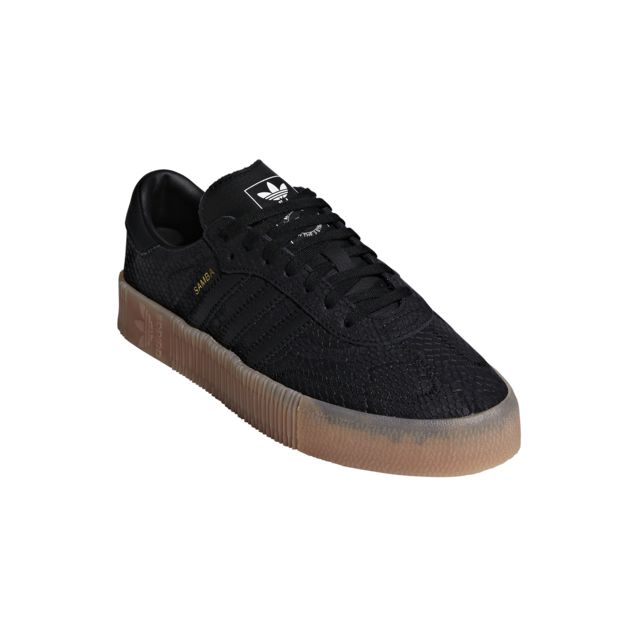 Adidas Chaussures femme Sambarose pas cher Achat Vente