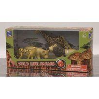 Ak Sport - 0432029 - Figurine Animal - Newray Wild Life Safari - ModÈLE AlÉATOIRE