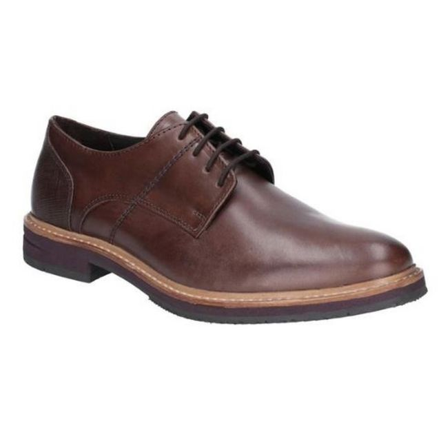 Hush Puppies Chaussures Pointer - Hommes 42 Fr, Bordeaux Utfs5885